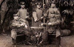 Guerre 14 18 : Fantassins Du 135ème RI Basé à Angers (49) - Guerra 1914-18