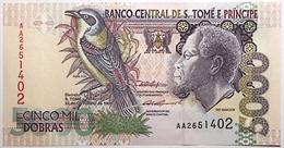 Sao Tome Et Principe - 5000 Dobras - 1996 - PICK 65a - NEUF - Sao Tomé Et Principe