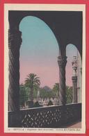 CPA-SEVILLA- 1929- EXPO IBERO AMERICAINE - Galeria Del Pabellon Real * 2 SCAN - Sevilla (Siviglia)