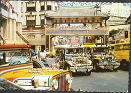 PHILIPPINES MANILA Chinatown Auto - Philippines