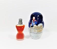 """Miniatures De Parfum  """"CLASSIQUE""""  De JEAN PAUL GAULTIER  3.5 Ml  PARFUM  Noël 1997 + Boite  Matriochka - Modern Miniatures (from 1961)"""