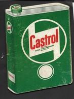 CASTROL HUILE POUR MOTEUR  CARNET D'ENTRETIEN ANNEE 1959 - Reclame