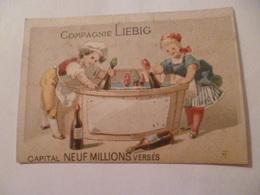 Cie Liebig - Enfants Mettant De La Boisson Au Frais - Liebig