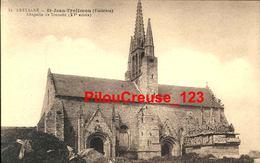 "29 Finistère - SAINT JEAN TROLIMON - "" Chapelle De Tronoen "" - Saint-Jean-Trolimon"