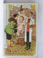 CPA Illustrateur BONNOTTE - C'est Vous Qui Avez Fait Le Bébé à Ma Voisine ? Je Voudrais Que Vous M'en Fassiez Un Aussi.. - Bonnotte