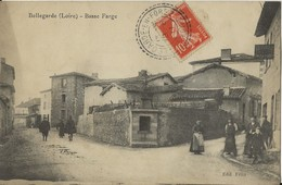 BELLEGARDE (en-Forez) Basse Farge 1911 - Francia
