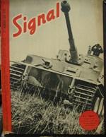 MilDoc. 50.  Revue De Propagande Allemande SIGNAL N°2 - De Mai 1943. Le Tigre - 1939-45