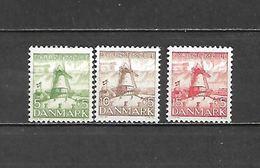 1937 - N. 246/48** (CATALOGO UNIFICATO) - 1913-47 (Christian X)