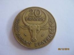 Madagascar: 20 Francs 1983 - Madagascar