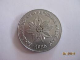 Madagascar: 5 Francs 1986 - Madagaskar