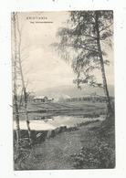 Cp, NORVEGE ,KRISTIANIA ,ved Holmendammen , Voyagée 1907 - Norvège