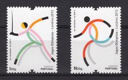 PORTUGAL - 2012 LONDON SUMMER OLYMPIC GAMES  M1694 - Estate 2012: London