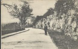 Neufchateau     Route D'Epinal  Et Les Crans - Neufchateau