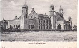 Lahore - Chief Court - Pakistan