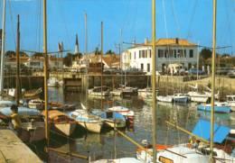 CPM Neuve.Ile De Ré .Ars En Ré Le Port Des Yatchs.ed Artaud Num 181 - Ile De Ré