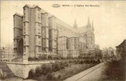 MONS - L'Eglise Sainte Waudru - Mons