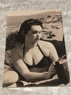 Ragazza In Costume Da Bagno, No Circolata Del 1950, 60 - Fotografia
