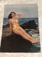 Ragazza In Costume Da Bagno, No Circolata Del 1950, 60 - Gesundheit