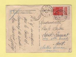 Bande Publicitaire - Benjamin - Exposition 1931 - Aubenas Ardeche - 1931 - Poststempel (Briefe)