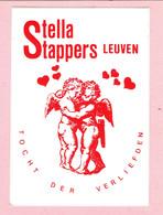 Sticker - Stella Stappers Leuven - Tocht Der Verliefden - Autocollants