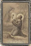 DP. FRANCISCUS DE SAEDELEER ° LETTERHAUTEM 1834- + 1910 - Godsdienst & Esoterisme
