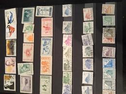 Timbres De Chine Neuf Et Oblitere - Briefmarken