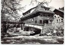 Entremont, Hôtel Les Glières. Edit Rey. Grand Bornand - Frankrijk