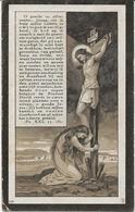 DP. CYRIEL DE GEZELLE ° MOORSLEDE 1857- DOOR OORLOG GEVLUCHT BOEZINGHE 1915 -+ AMBOISE (FR) 1921 - Godsdienst & Esoterisme