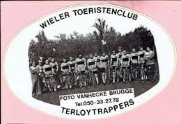 Sticker - Wieler Toeristenclub - TERLOYTRAPPERS - Foto VANHECKE BRUGGE - Autocollants