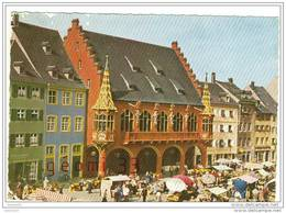CPM.Freiburg.le Marché - Freiburg I. Br.