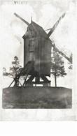 Vichte Anzegem Molen Moulin Carte Photo !!!!!  Rare !!! - Anzegem