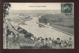 89 - L'YONNE EN AMONT DE SENS - ENFANTS - Sens