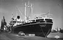 Dunkerque TOP 324 Bateau MS Euphrate Simca - Dunkerque