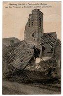 Paschendaele In Belgien, Passendale, Weltkrieg 1914-1915, Alte Ansichtskarte 1915 - Zonnebeke