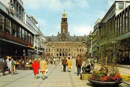 Nederland Zuid-Holland Rotterdam Stadhuisplein Plein Stadhuis Grootste Stadhuis Van Het Land     Barry 2280 - Rotterdam