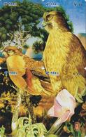 PUZZLE De 4 TC Chine - ANIMAL - OISEAU Rapace - FAUCON - HAWK BIRD Phonecards Telefonkarten - 4507 - Puzzles