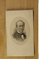 1873 Doodsprentje Litho Foto Van Loo Vermeersch Burgemeester Ertvelde - Religion &  Esoterik