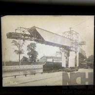 Négatif  Photo Sur Plaque De Verre - Usine Industrie - N° HT40 - Glasplaten