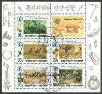 Korea Age Bronze Pierre Stone Stein (A50-279) - Arqueología