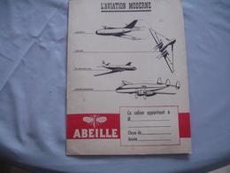 L Abeille Aviation Moderne  Protege Cahier Cahiers - Copertine Di Libri