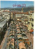 CPM Nice.marché Du Cours Saleya.ed:MAR - Markten, Feesten