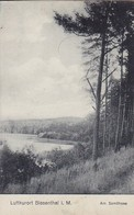 AK Luftkurort Biesenthal I. M. - Am Samithsee - Ca. 1910 (45417) - Biesenthal
