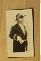 1956 Doodsprentje Foto Politie Commissaris Gent Vandorpe - Religion &  Esoterik