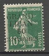 GRAND LIBAN  N° 3 NEUF* TRACE DE  CHARNIERE TB / MH - Gran Libano (1924-1945)