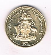 ONE CENT 1975 BAHAMA'S /9128/ - Bahamas