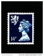 GREAT BRITAIN - 1988   SCOTLAND  14 P.  MINT NH   SG  S54 - Regionali