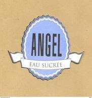 Carte Parfumée Perfume Card ANGEL EAU SUCREE * THIERRY MUGLER - Modern (from 1961)
