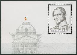 Belgien 1999 Belgisches Königshaus König Leopold I. Block 71 Postfrisch (C91557) - Blocs 1962-....