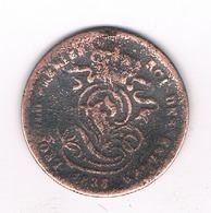 2 CENTIMES 1836  BELGIE /9139/ - 1831-1865: Léopold I