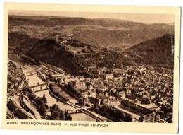 BESANCON - Vue Prise D'avion - Besancon